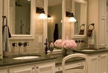 Bathroom Ideas / Thinking about making an awesome bathroom / by Michelle Reeder