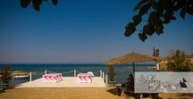 Real Wedding in Zante | Megan and Leigh's hot pink beach wedding in Zante. / We love this hot pink Greek wedding in Zante (Zakynthos) arranged by The Bridal Consultant