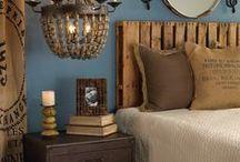 Master Bedroom Ideas / by Sara J