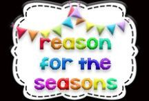 Reason for the Seasons / First grade weather/seasons unit