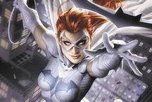 Comic Books / Marvel, DC, Western Comics