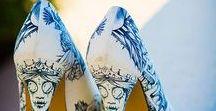 Shoe La La / Inspiration for your wedding shoes..