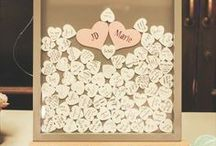 Guest Book / Ideas for your guest book and quirky alternatives..