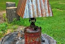 Recycled Crafts / Fun ideas to recycle everyday items