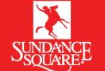 Sundance Square, Fort Worth / Fort Worths New Pride and Joy / by Denise Jones