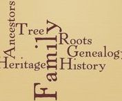 Genealogy/Family History / information and ideas for researching and displaying your family tree