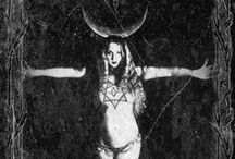 "♆ Occultism / The occult, black magic, ""devil worship"", and other curiosities.... ""For there is nothing hidden that will not be disclosed"". / by Ămunet"