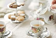 tea party / whether it's a tea party for one or a party for twenty; I'll be fine as long as I have plenty