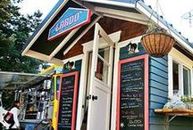 OREGON Great Food / In a truck, In a restaurant, or In the sky, it's here! / by Diane Salter