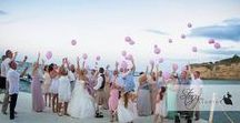 Real Wedding in Zante | Nichola and Andrew's Magical Private Island Wedding in Zante / We're delighted to share these beautiful sneak peek images from Nichola and Andrew's Cameo Island wedding followed by a reception at Terrazzo Beach...