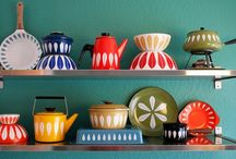 dreamy vintage / my non pyrex obsessions