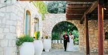 Real Crete Wedding | Alison and Andy's beautiful Chapel and Farm Estate wedding in Crete / Beautiful photographs from Alison and Andy's special day in Crete. The couple married at St Lazuras Chapel followed by a reception at our Cretan Farm Estate wedding venue. Read their wedding stoy here - http://www.thebridalconsultants.com/real-crete-wedding-alison-and-andy-2015/