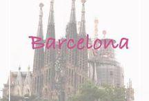 Travel Barcelona / Reiseimpressionen aus Barcelona und der näheren Umgebung