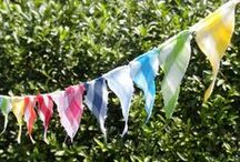 Garlands Buntings and Pennants