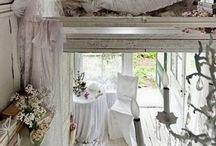 Fantasy Home / Home decor that inspires me!