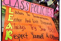 Classroom Organization and Ideas! / by Erin Clark