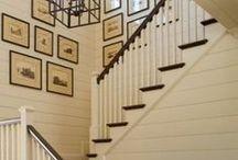stairs/hallways/foyers
