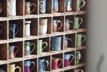 pottery inspiration / by Emily Hampson