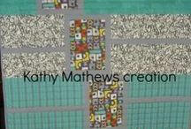 Quilts / by Kathy Mathews