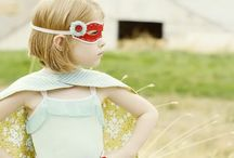Ideas para Fiesta Superhéroes / Ideas para fiestas de #superheroes / by Fiestas Coquetas