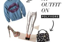 Polyvore / by Chandria Woolfolk