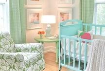 Simply Beautiful Nursery Ideas