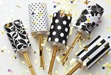 New Year's Eve / New Year's Eve party ideas, recipes, cocktail recipes & more #newyears