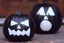Best Pumpkins on the Block / All the greatest Pumpkin Decorating inspiration you need this Autumn and Halloween -- from traditional Jack-o-Lanterns and stylish painted pumpkins to the coolest kid-friendly and no-carve ideas. / by The Stir