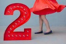 Números. Cuantos años cumples? / Ideas para decorar con la edad del cumple / by Fiestas Coquetas