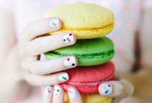 beauty: hair + nails.  / by how sweet eats