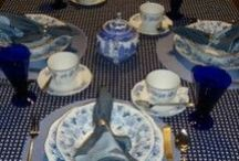 Table settings / Fun ways to set a table
