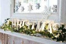 A Holly Jolly Christmas / All things festive...