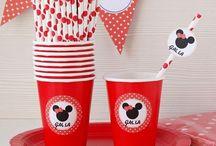 Ideas para una Fiesta de Mickey Mouse / by Fiestas Coquetas