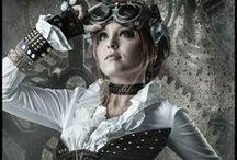 Everything Steampunk & Dieselpunk / Steampunk and Dieselpunk