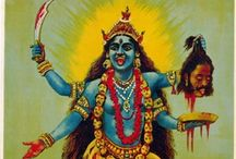 Deities of the Dead -Kali / Inspiration for Global Curiosities India