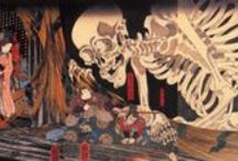 Deities of the Dead - Shinto