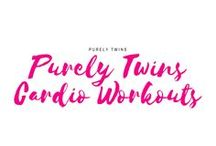Purely Twins Cardio Workouts / Sick of doing long hours of cardio and getting no results? A collection of at home cardio workouts that are fun, effective, and attainable. Have fun working out again. You can get the body you desire by working out less.