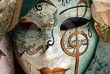 Carnival Masks / Carnival Masks