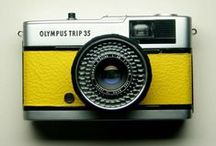 Cameras and Movie Cameras / Cameras and Movie Cameras both New and Vintage