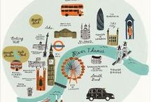 London loves list / Places to visit, food and drink to be eaten, fun things to do
