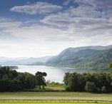 Lake District / Condé Nast Johansens select the perfect five-star hotels and spas in the region. A winning combination of countryside and stunning, watery landscapes, the Lake District is the ideal place to relax and unwind.