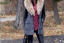 Outfit Envy - (Cold) / Outfit Inspiration. Mixing pieces. Color combinations. Dream purchases.  / by Brittany Smith