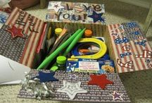 Carepackages for our Soldier / Ideas for care packages to send while that soldier of ours is deployed. / by Kayla Turner