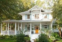 Exteriors / Decks / by Brittany Smith