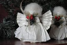 My holiday creations / by Angels n Everlastings Beach Home Decor