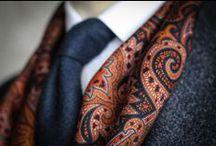 Men's attire & accessories  / by Chris Mahlberg
