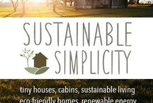 SuStaiNable Living / by Sue Pate