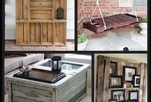 DIY project ideas / DIY for the home / by Desiree Eaton