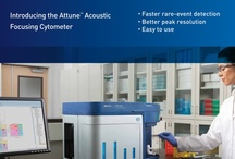 Flow Cytometry / In the fascinating world of single cell analysis and many more applications