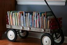 Literacy Stations  / by Jolie Lofties